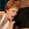 60+ Milf Valerie Gets All the Spunk She Can Handle